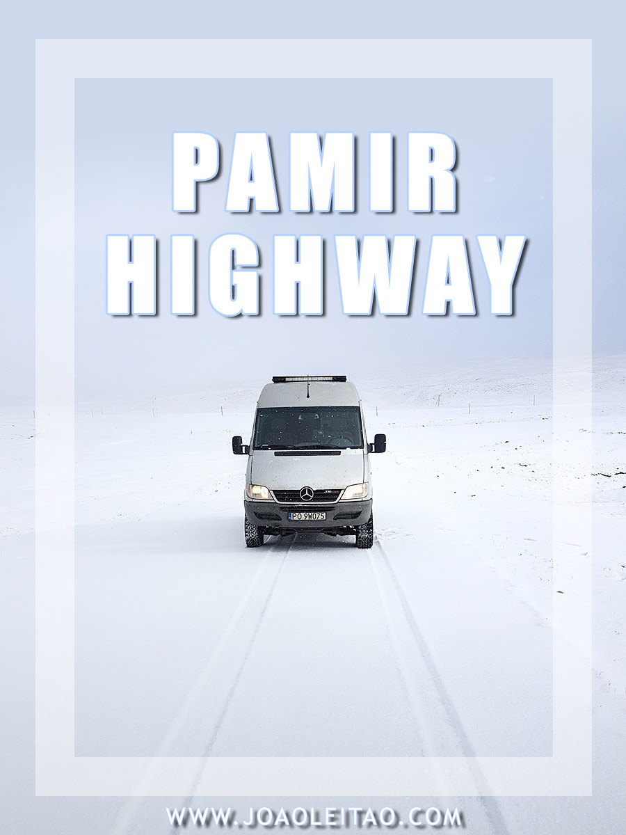 PAMIR HIGHWAY M41