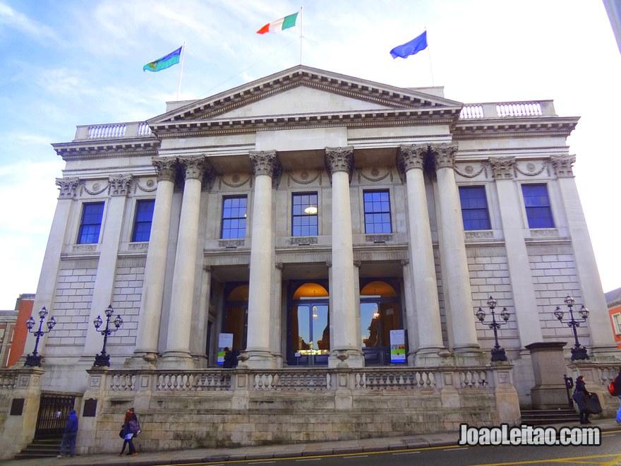 Câmara Municipal (Prefeitura), Visitar Dublin
