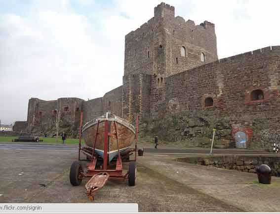 Carrickfergus, Irlanda do Norte