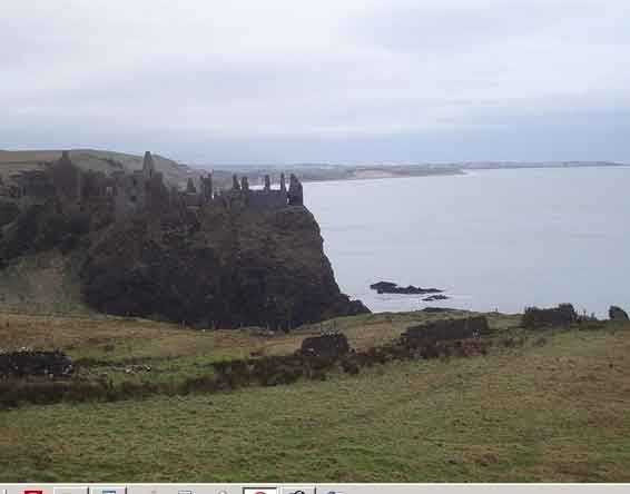 Castelo de Dunluce, Irlanda do Norte