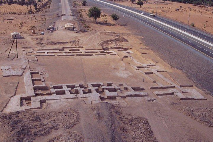 Forte arqueológico de Maliha, Sharjah, Emirados Árabes Unidos 2