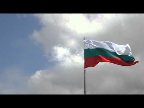 Vídeo da bandeira da Bulgária 11