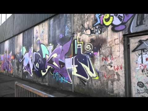 Vídeo dos Murais em Belfast, Irlanda do Norte 5