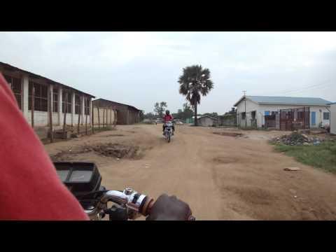 Vídeo moto táxi em Juba, Sudão do Sul 2