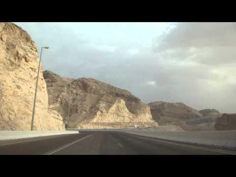 Vídeo conduzir subir a montanha Jbel Hafeet em Al Ain, Emirados 19