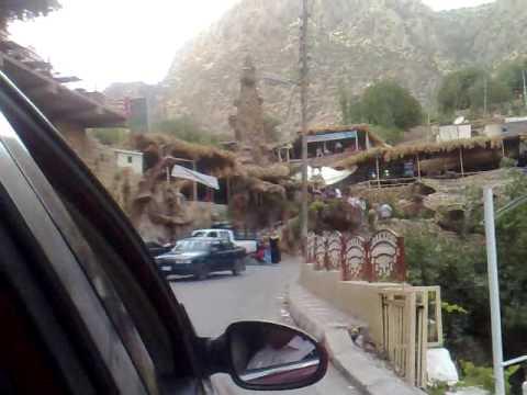Vídeos de passagem por Sulav, Região Curda, Iraque 1