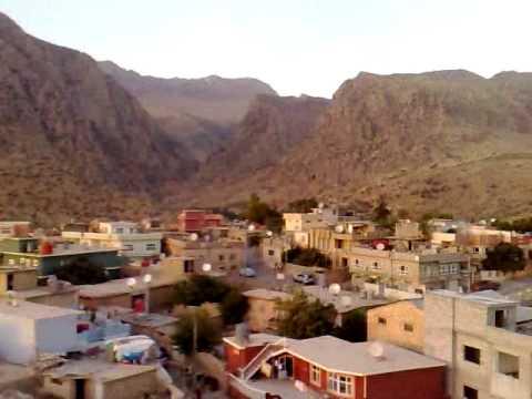 Vídeos de Amadiyah do cimo do Minarete, Região Curdistão, Iraque 3