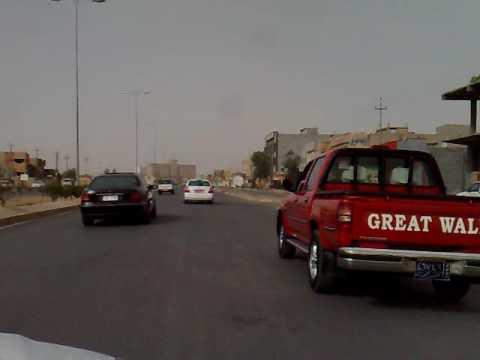 Vídeo Táxi em Erbil, Curdistão, Iraque 2