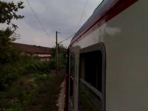 Vídeos Viagem Comboio Bucareste até Istambul, Roménia até Turquia 2