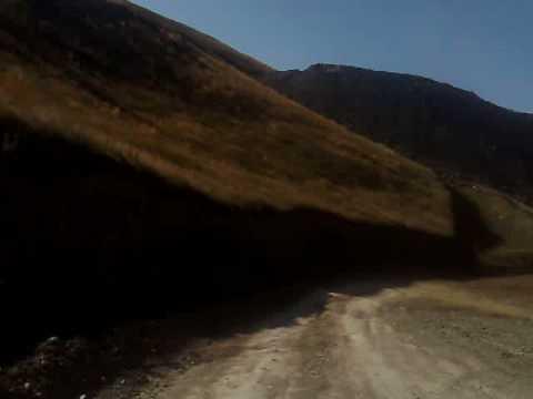Vídeos Off-road montanhas na Região de Shahumian no Alto Carabaque 1
