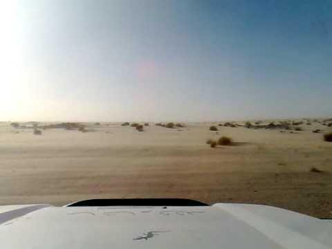 Vídeo Guiar Dunas caminho desde Inal até Tmeimichat, Mauritânia 2