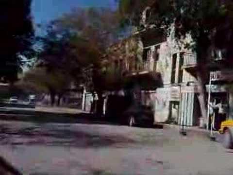 Video Conduzir na Palestina, Jericó na Cisjordânia Palestina 4