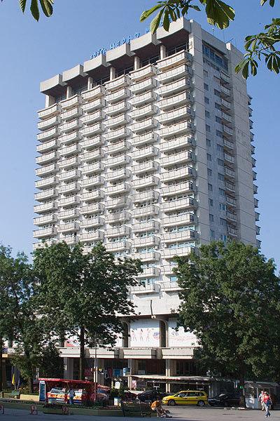 Hotel Cherno More, Varna Bulgária 41