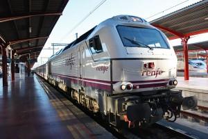 Comboio Lusitânia Lisboa Madrid