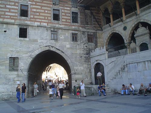 Do Império Otomano ao Estado Turco, Istanbul Cidade e História 1
