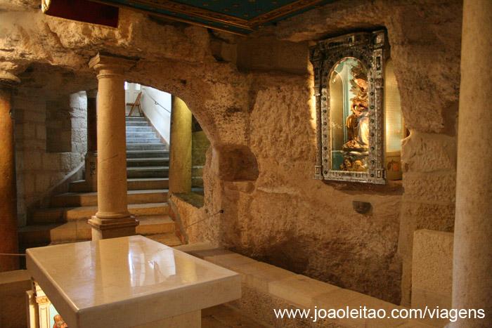 Gruta da Nossa Senhora do Leite em Bethlehem, Palestina 3