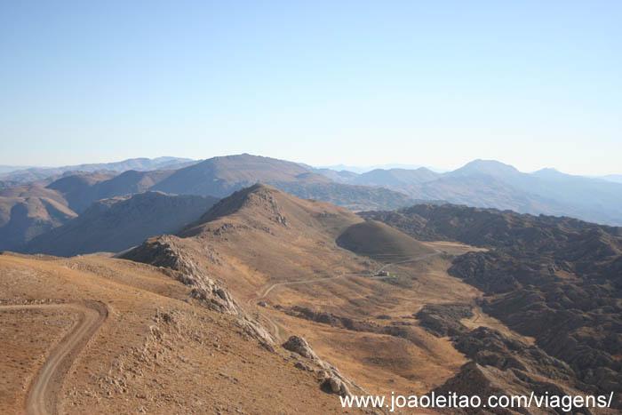 Monte Nemrut Dag, Monte dos Deuses UNESCO Turquia 17