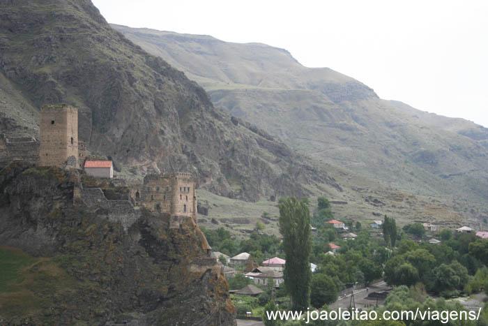 Fortaleza de Khertvisi, Castelo na Aldeia Khertvie Geórgia 3