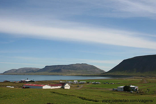 Hotel Quinta Kverná, Farmstay em Grundarfjordur, Islândia 1