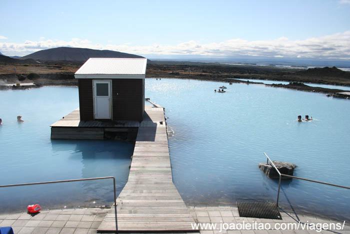 Mývatn Nature Baths, SPA geotérmico em Myvatn Islândia 83
