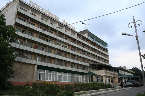 Hotel Aist em Tiraspol, Pridnestróvia Transnistria 11