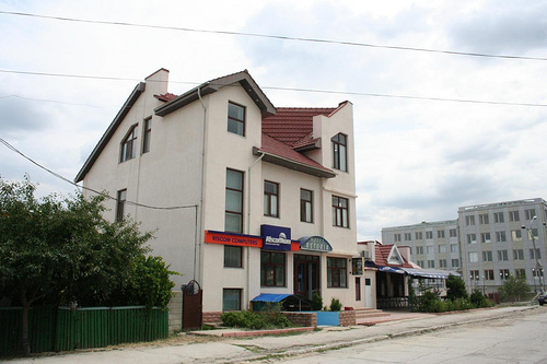 Hotel Astoria em Comrat, Gagaúzia 5