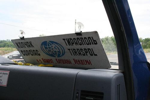 BUS Marshrutka Comrat até Tiraspol, Transporte Gagaúzia até Pridnestróvia 3