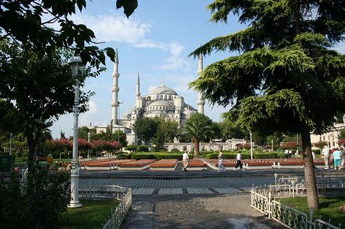 Como viajar de Lisboa até Istambul 3
