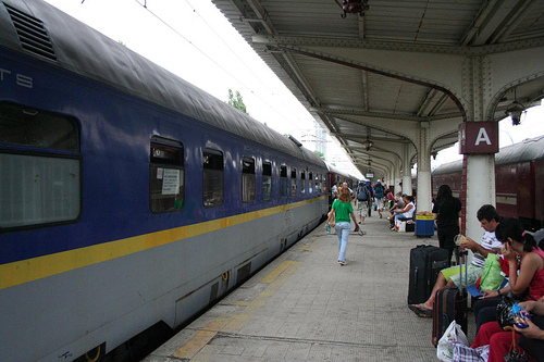 Preços bilhetes comboio comprados na Europa de Leste 1
