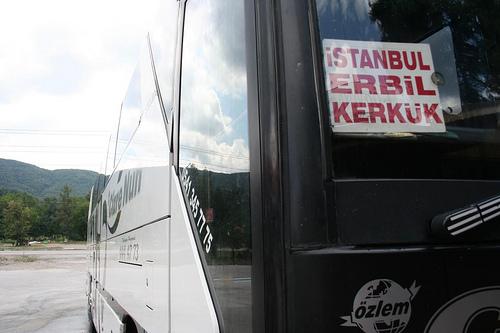 Autocarro Istambul até Erbil, Turquia até Iraque 14