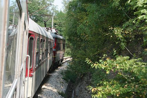 Comboio Istambul Bucareste, Turquia até Roménia 1