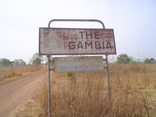 Fronteira Senegal-Gambia, Casamance e Velingara 2
