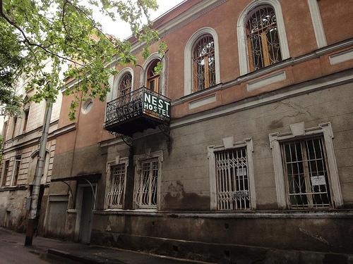 Pousada da Juventude em Tbilisi, Geórgia 1