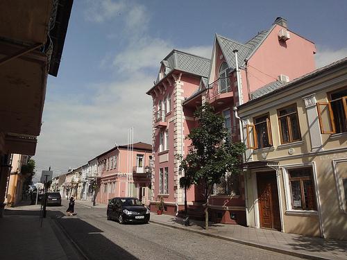 Hostel em Batumi, Geórgia 2