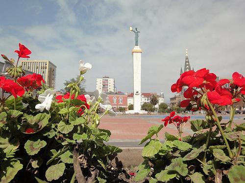Cidade de Batumi em Adjara no Mar Negro, Geórgia 1