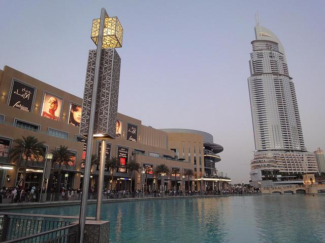 Centro Comercial Dubai Mall, Dubai Emirados Árabes Unidos 3
