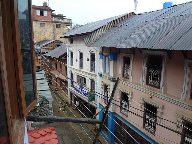 Hotel Green Hill em Tansen, Nepal 1