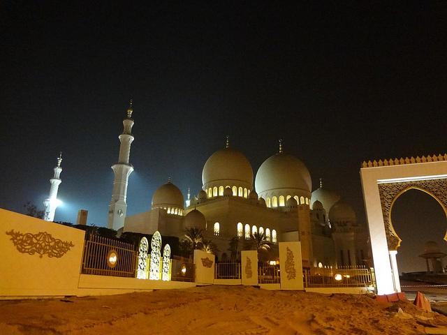 Fotografias de Abu Dhabi, Emirados Árabes Unidos 21