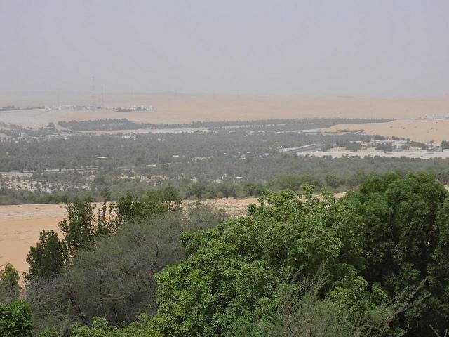 Fotografias do Oásis de Liwa, Abu Dhabi, EAU 2
