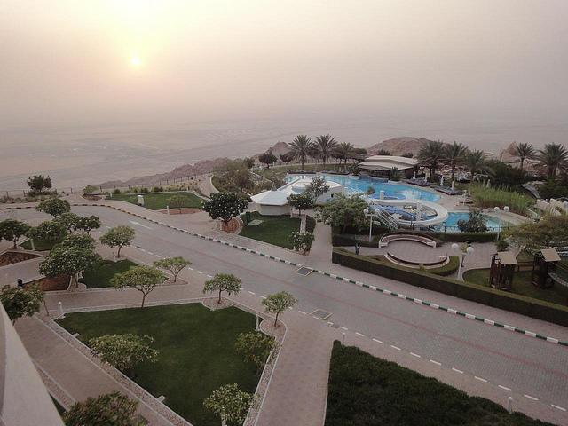 Hotel Mercure Grand Jebel Hafeet em Al Ain, Abu Dhabi, EAU 10