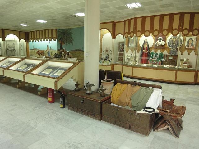 Museu Nacional de Al Ain, Emirados Árabes Unidos 4