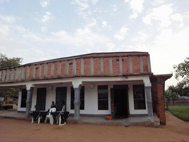 Sun Rise Guest House em Pakwach, Uganda 1