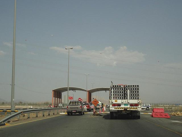 Fotografias fronteira de Madam, Sharjah EAU e Omã em Hatta 22