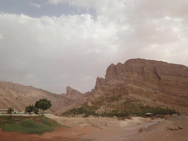 Montanha Jebel Hafeet em Al Ain, Abu Dhabi, Emirados Árabes Unidos 9