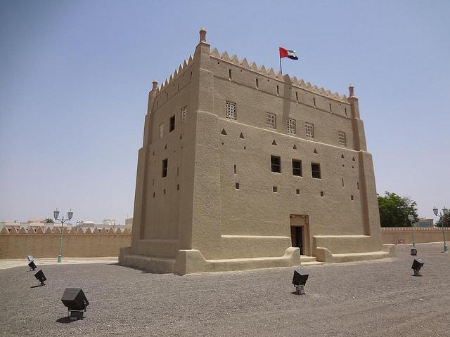 Forte Al Muraba'a em Al Ain, Abu Dhabi, EAU 6