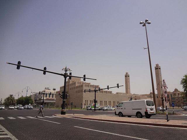 Fotografias da cidade de Al Ain, Abu Dhabi, EAU 2