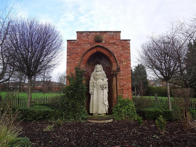 Cemitério de Shankill em Belfast, Irlanda do Norte 16