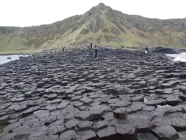 Calçada dos Gigantes, Local UNESCO na Irlanda do Norte 11