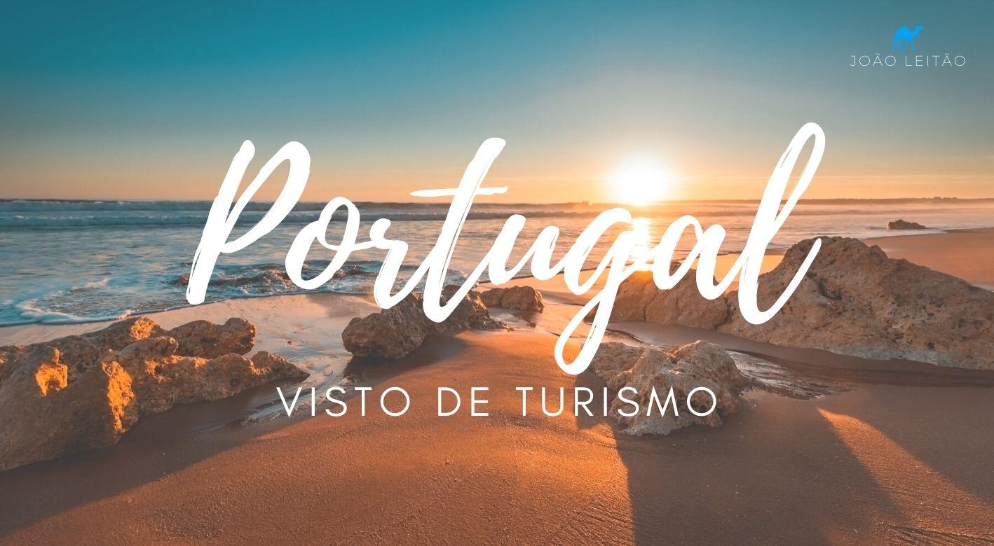 Como fazer Visto de Turismo para Portugal