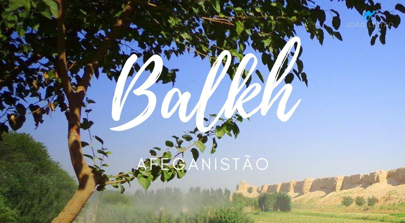 O que fazer em Balkh